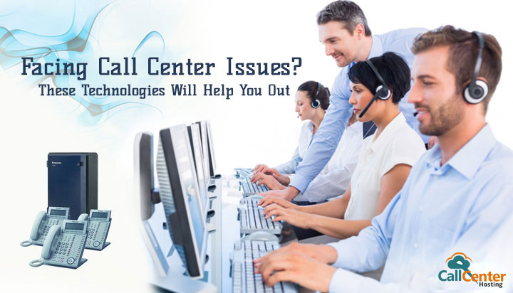 Technologies Resolving Call Center Issues