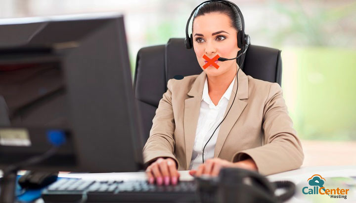 10 Phrases a Call Center Agent Never Utter