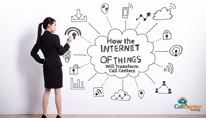 How the Internet of Things will Transform Call Centers