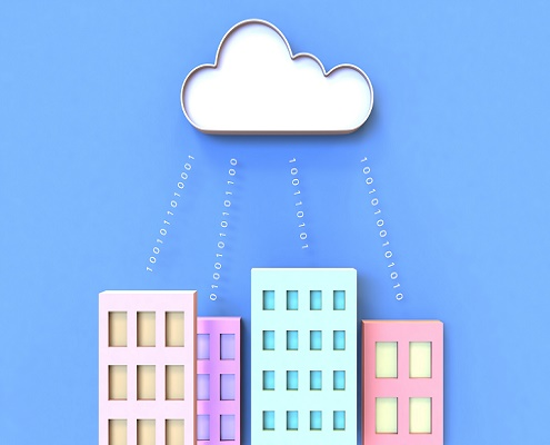 Call Center in the Cloud