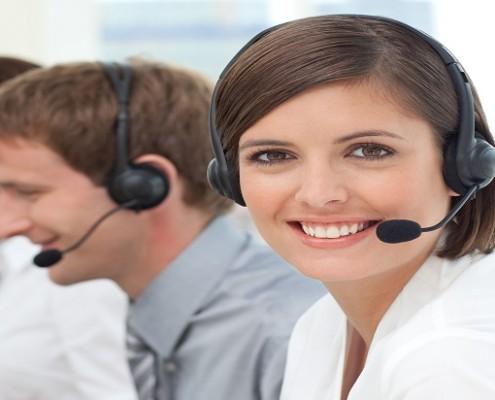 Global Customer Base for Call Center
