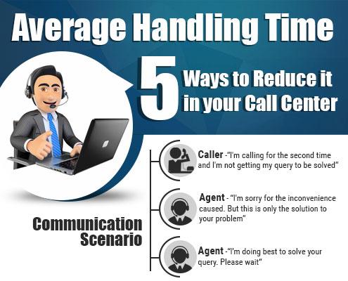 Reduce Average Handling Time
