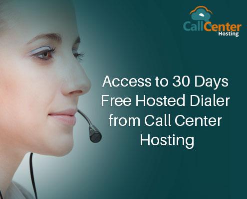 Free Predictive Dialer Hosting Offer