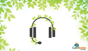 Call Centers Going Green