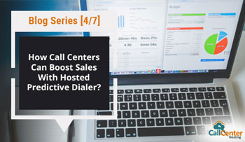 Hosted Predictive Dialer Boost Call Center Sales