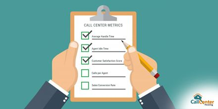 A Guide To Call Center Metrics | CallCenterHosting Blog