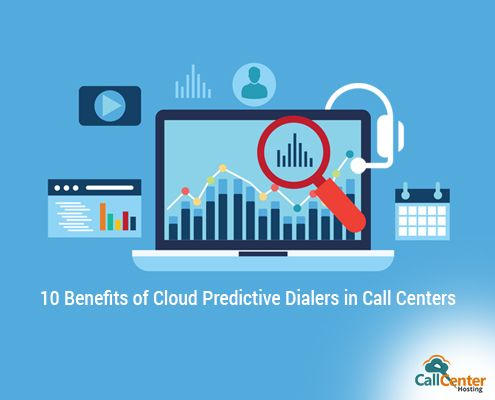 Benefits Of Cloud Based Predictive Dialer For Call Centers