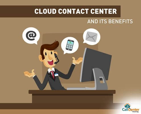 What is Cloud Contact Center and Its Benefit?