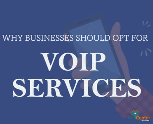 Why Businesses Should Opt For VoIP Services?