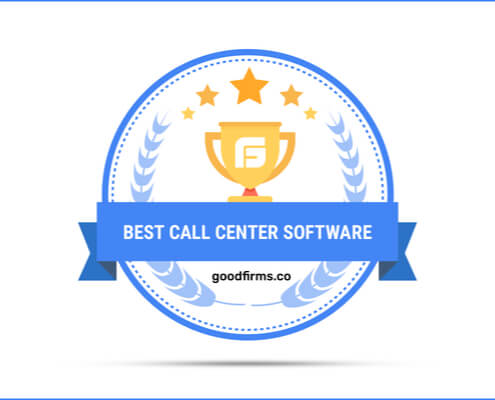 CallCenterHosting Reviewed By GoodFirms