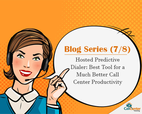 Hosted Predictive Dialer Tool For Call Center Productivity