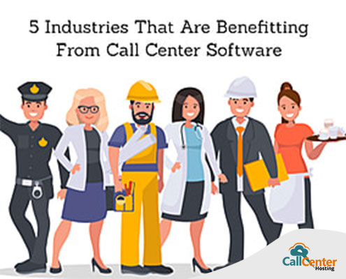 Industries That Are Using Call Center Software