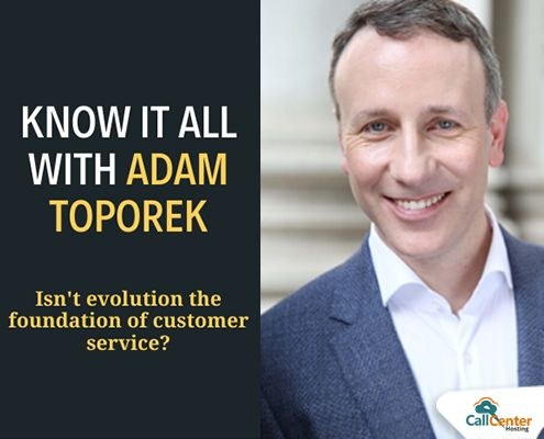 Customer Service Expert Adam Toporek Interview