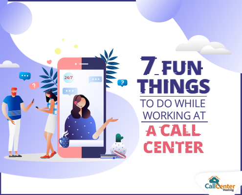 7 Fun Things To Do While Working At A Call Center