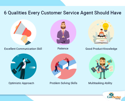 6 Qualities Every Customer Service Agent Have