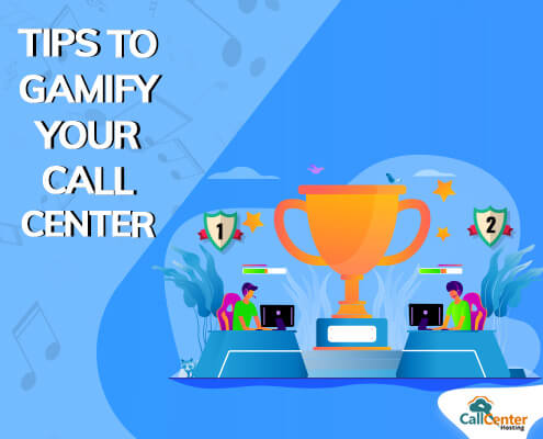 Tips To Gamify Your Call Center