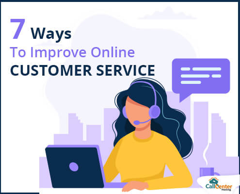 Ways For Improving Online Customer Service