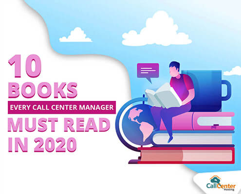 10 Books For Every Call Center Manager