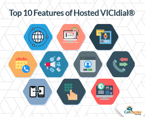 Features of Hosted VICIdial