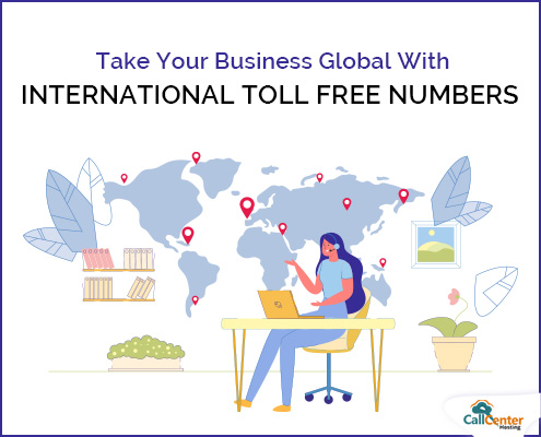 What Entrepreneur Need to Know About International Toll Free Number