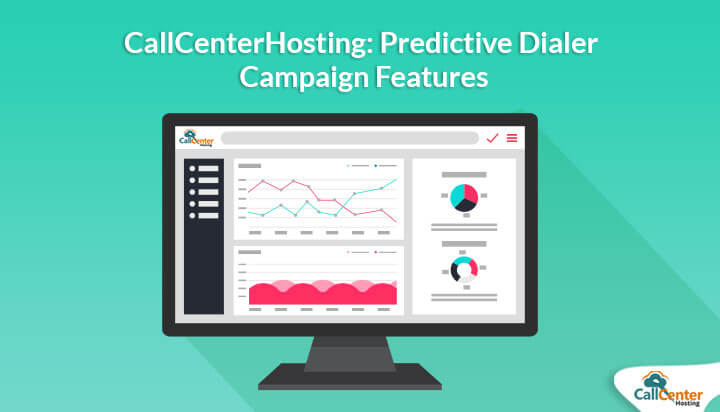 CallCenterHosting's Features of Campaign Management Predictive Dialer