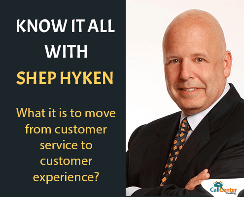 Interview With Shep Hyken