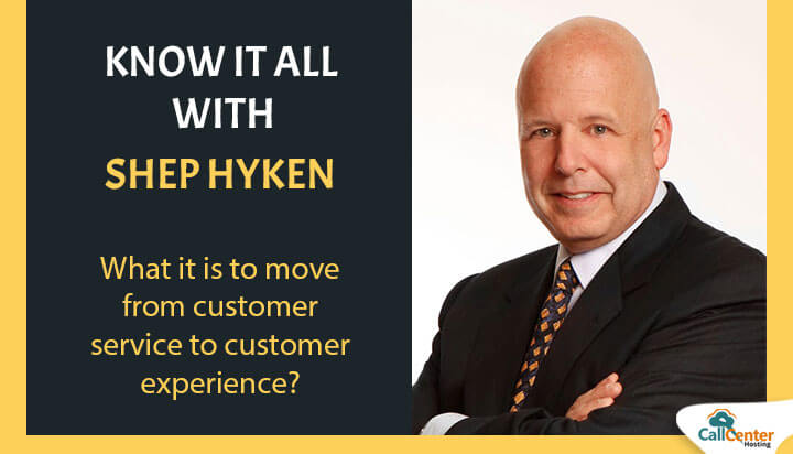 Interview - Know It All With Shep Hyken