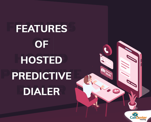 Features of Hosted Predictive Dialer