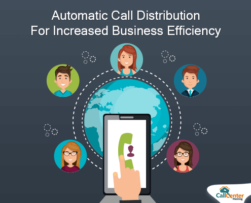 Automatic Call Distributor For Business Efficiency