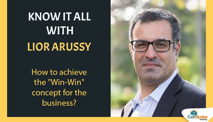 CallCenterHosting Interviewed With Lior Arussy