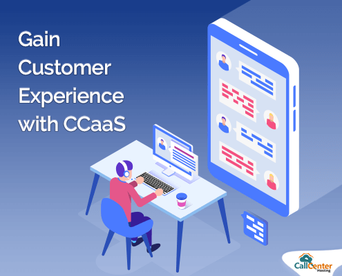 Customer Experience With CCaaS