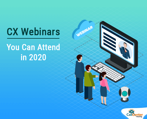CX Webinars You Need To Attend in 2020