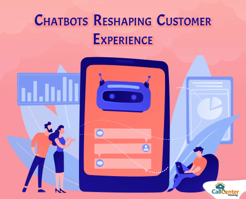 How Chatbots Reshape Contact Customer Experience?