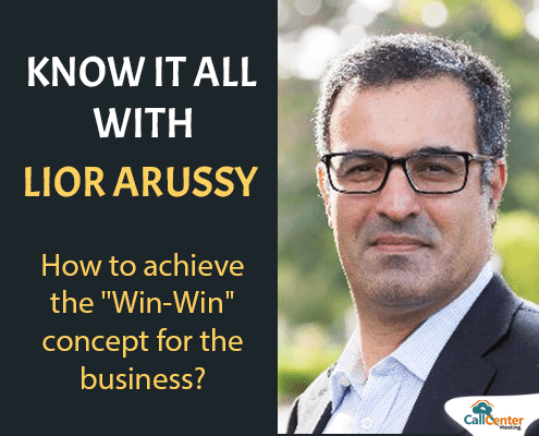 Know It All with Lior Arussy