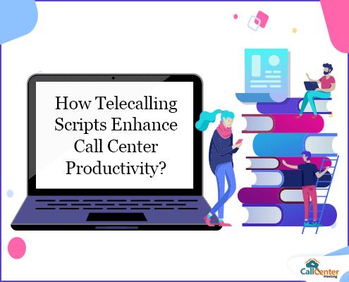 Telecalling Scripts Improve Agents Productivity