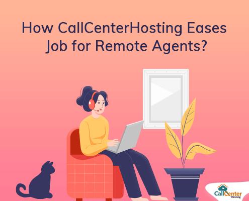 5 Ways CallCenterHosting Ease Work From Home