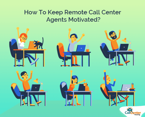 Ways To Motivate Remote Agents
