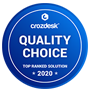CallCenterHosting Quality Choice Badge