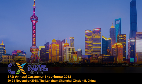 Customer Experience Conference of 2018