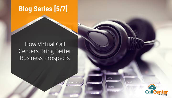 call centers bring business prospects