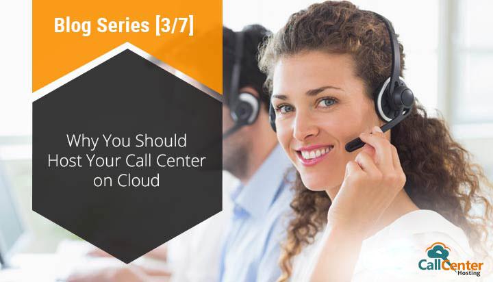 host call center on cloud
