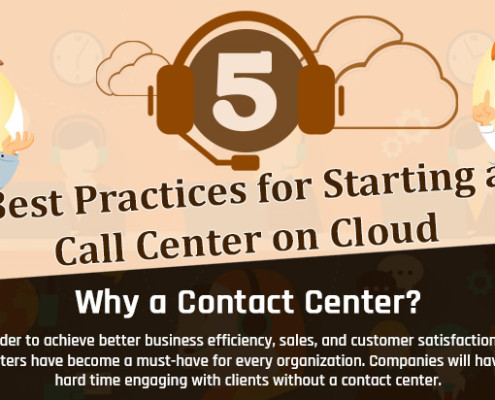 start a hosted call center