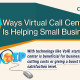 virtual call center small business