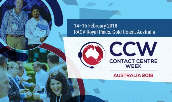 CCW Contact Center Week 2018