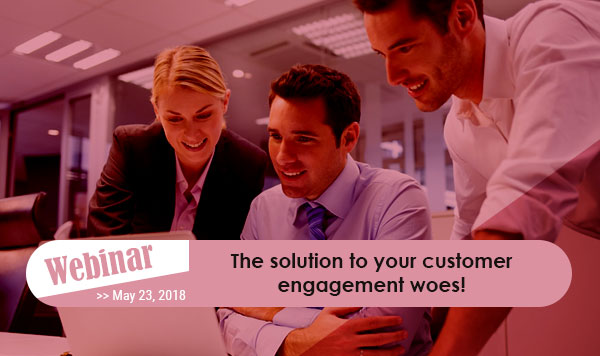 Solution To Your Customer Engagement