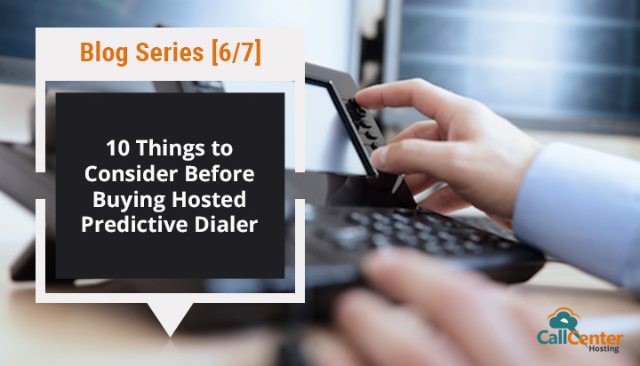Checklist for Buying Hosted Predictive Dialer