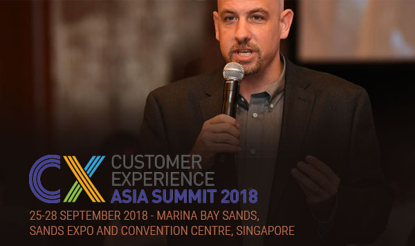 Customer Experience Asia Summit 2018