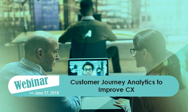 Customer Journey Analytics to Improve CX