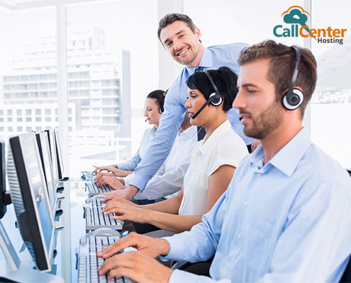 successful call center manager