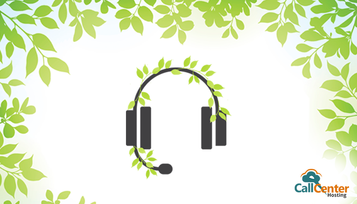 Call Centers Going Green With Cloud